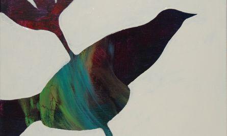 Akryyli- ja öljyväri kankaalle, 30 x 30 cm